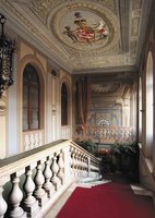 Palace, grand staircase