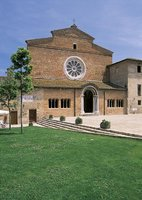 The Abbey of Chiaravalle di Fiastra